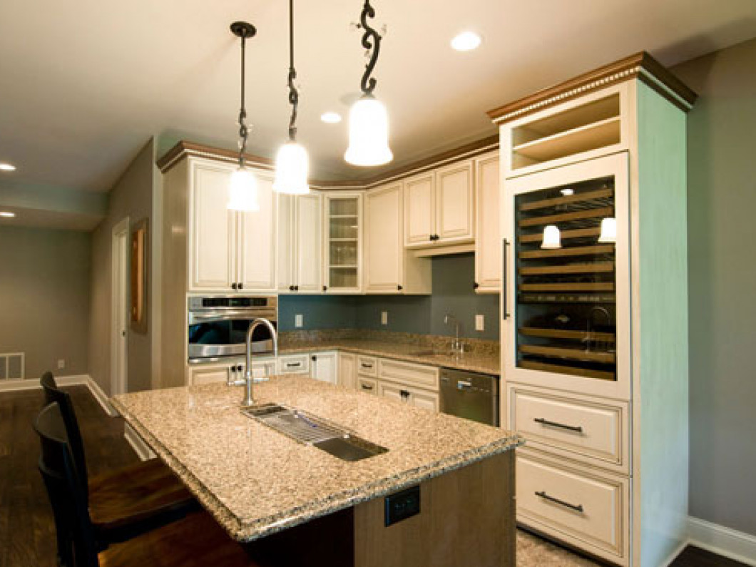 Chelsea Custom Cabinetry