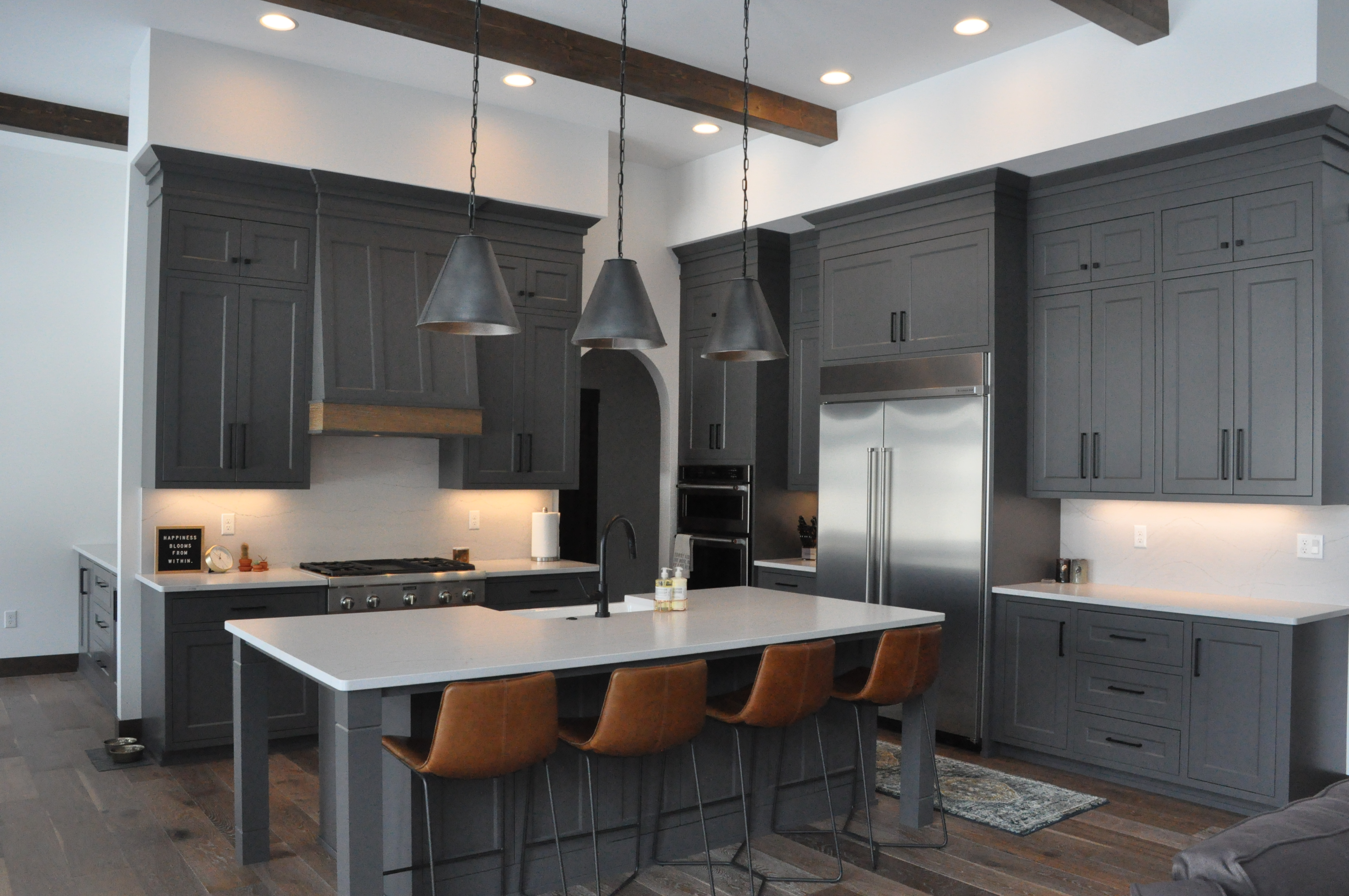 Modern Crown Molding For Kitchen Cabinets Offer More CabiChoices, with Less Hassle: Bayer Interior Woods